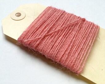 Pink Jute Twine, Pink Burlap Twine, Pink Twine, Pink Bakers Twine, Pink String