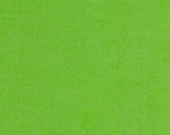 Apple green or lime corduroy from Fabric Finders