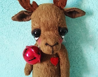 Sewing Kit For 8 inch Reindeer