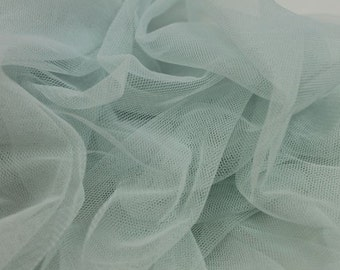 BABY BLUE Nylon TULLE - Available in Over 35 Colors!