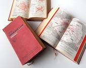 Vintage Michelin Guide to France  1976