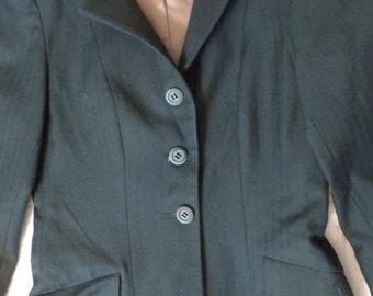 AUTUMN SALE Grand Prix by Frantisi, Vintage Dressage Jacket Size 7