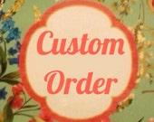 Custom order for melanie juuti