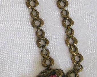 Lovely Antique Czech Necklace
