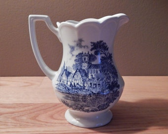 Royal Staffordshire Ironestone Creamer