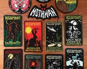 Full Patch Collection: Cryptozoology Tracking Society