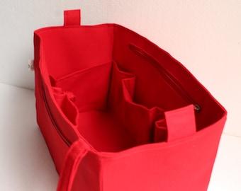 Taller Diaper Extra Large Purse organizer for Louis Vuitton Neverfull GM - Bag organizer insert