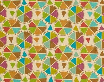 """Thomas Knauer - """"Frippery"""" in tan - Andover Fabrics"""
