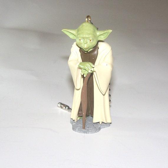 Star Wars Yoda Ceiling Fan Light Pull Kids Room Decor Man