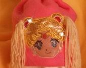 Moon Sailor Beanie