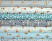 Winnie the Pooh Bundle of 8 by Camelot Design Studio