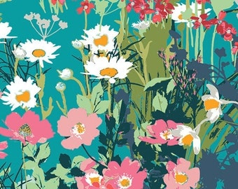 Lavish Mother's Garden Rich by Katarina Roccella for Art Gallery Fabrics