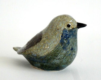 SALE! pottery bird