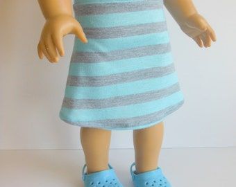 18 inch Doll Clothes fits American Girl; Knit Skirt; Knit Skirt for 18 inch dolls; 18 inch doll clothes
