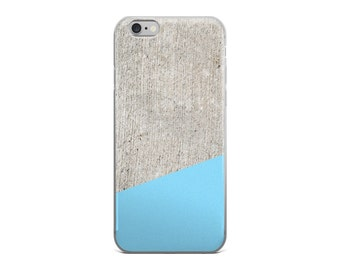 Iphone 6s Case Hipster, Iphone 6 Plus Case, Iphone, Modern Minimalist, Iphone Case Concrete, Gift For Her, Gift For Women, Gift Idea