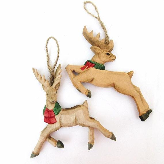 Vintage Wooden Ornaments 85