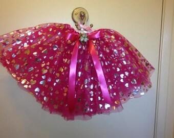 Little Girl's Ballet Tulle Tutu Skirt