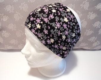 Headband black and lilas