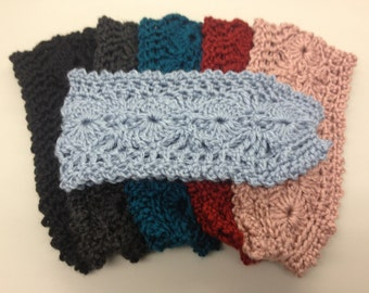 Caron Crochet Ear Warmer