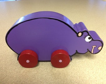 Henry the Purple Hippo, Old is new collection by Sniffwhiskers