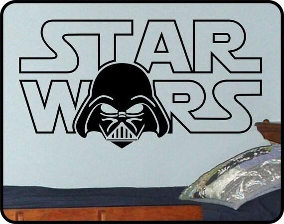 star wars wall decal darth vader decal darth vadar star darth vader wall decal star wars wallpaper murals