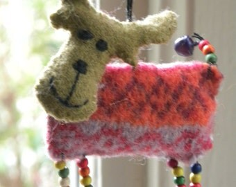 MADE TO ORDER recycled reindeer