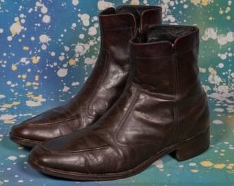 FLORSHEIM Beatle Boots Men's Size 10 .5 D