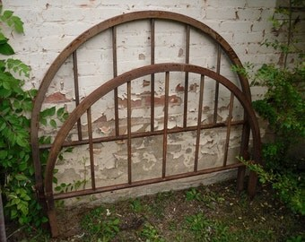 vintage metal bed frame full size bedroom furniture