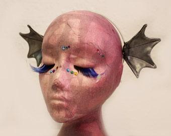 Nymph, mermaid ears, cyber fish ears, headband
