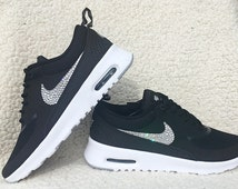 Nike Free Weiß Glitzer