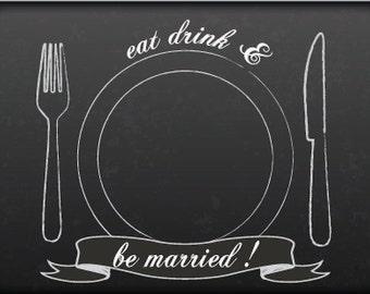 Wedding Place Mat