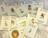 Vintage book, A Treasury of Peter Rabbit and Other Stories