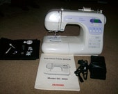 Special Listing for Hannah -Janome Model DC 3050 Sewing Machine  -  Price Reduced