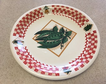 Fresh Garden Plate
