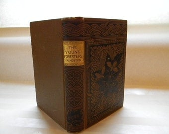 YOUNG FORESTERS and Other Tales, By William H. G. Kingston, 1886 (?)