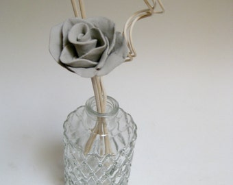 Clay Rose Oil Diffuser