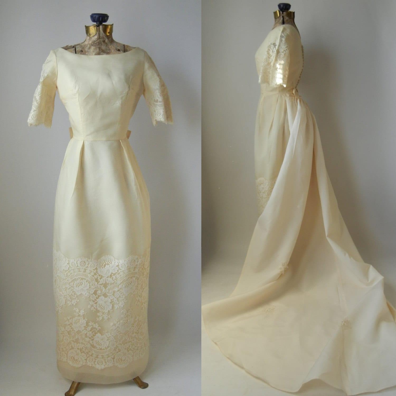 1950 Wedding Dress 1950 Wedding Gown Vintage Wedding Dress
