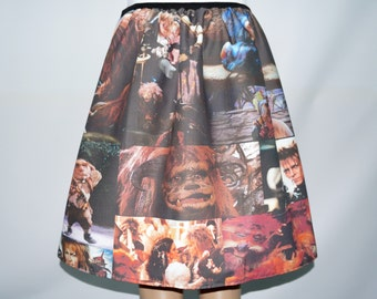 Labyrinth skirt - made to order