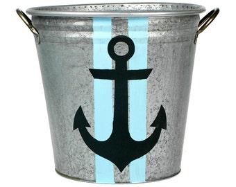 SALE! Anchor Coastal Storage Bucket
