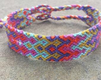 Summer Daze Handmade Friendship Bracelet
