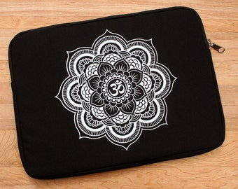 Mandala 13 Inch Laptop Case Laptop Sleeve Macbook Case