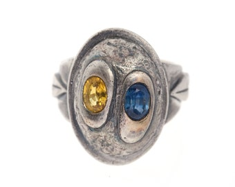 the African warrior ring