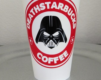 Star Wars...Darth Vadar Tumbler for Coffee, Tea or Any Beverage