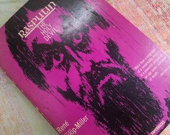 VTG 1960s Rasputin Book