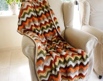 Crochet afghan crochet blanket