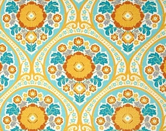 54042 - Joel Dewberry Atrium collection PWJD106  Grace in Mint color - 1 yard