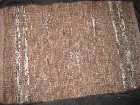 Vintage inspired handwoven rug natural color brown white black - Brilliant beautiful small bathroom styling guides sophisticated bathroom modes ...