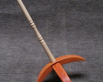 Turkish Spindle, Orangeheart, Traditional (Md)