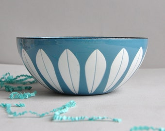 Cathrineholm Lotus Bowl - Turquoise - 5 1/2""