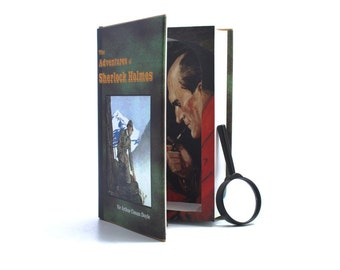 Large Hollow Book Safe - Sherlock Holmes  Stash Book